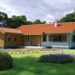 บ้านขนาดเล็ก 3 ห้องนอน ออกแบบเรียบง่าย ตอบโจทย์ของครอบครัวแรกเริ่ม
