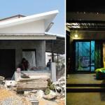 Review : สร้างบ้านสวยด้วยปูนเปลือย 40 ตร. ม. ในงบ 3 แสนบาท