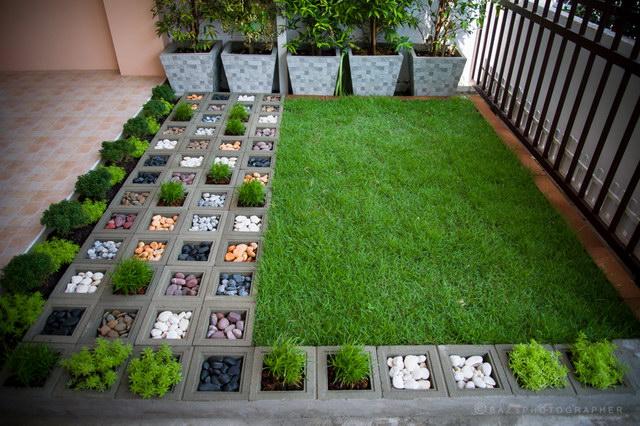6.5 sqm frontyard townhouse garden review (11)