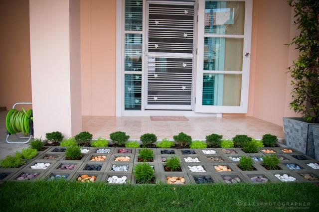 6.5 sqm frontyard townhouse garden review (15)