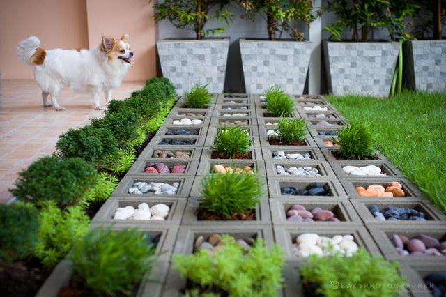 6.5 sqm frontyard townhouse garden review (9)