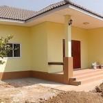 Review : สร้างบ้านหลังน้อย พื้นที่ 90 ตร.ม. ในงบ 750,000 บาท