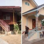 Review : สร้างบ้านหลังใหม่เพื่อตากับยาย ดีไซน์น่ารักบรรยากาศอบอุ่น ด้วยงบประมาณ 900,000 บาท