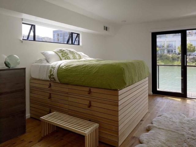 9_san_francisco_floating_home_master_bedroom_storage_bed_0