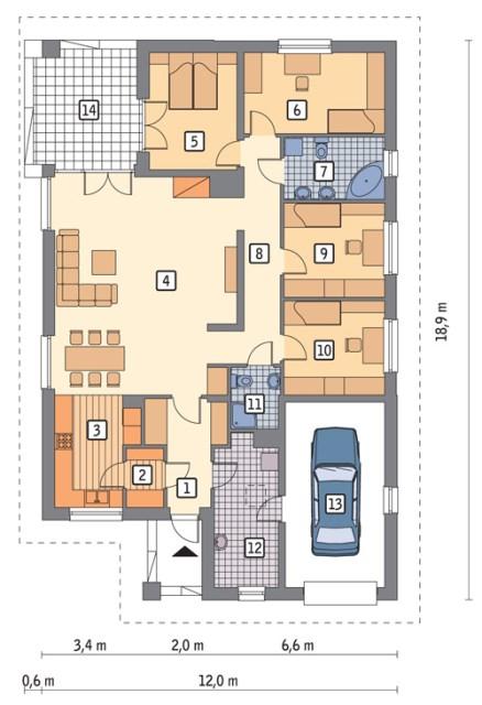 Classic contemporary home (4)