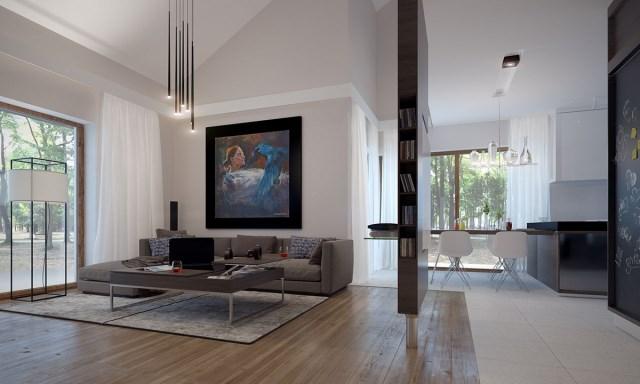 Compact Home Contemporary decor (10)