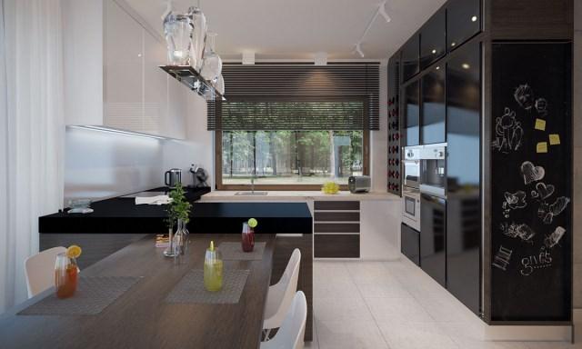 Compact Home Contemporary decor (11)