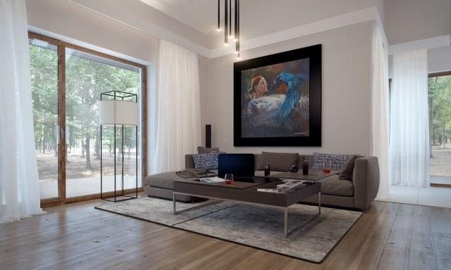 Compact Home Contemporary decor (12)