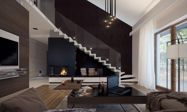 Compact Home Contemporary decor (2)