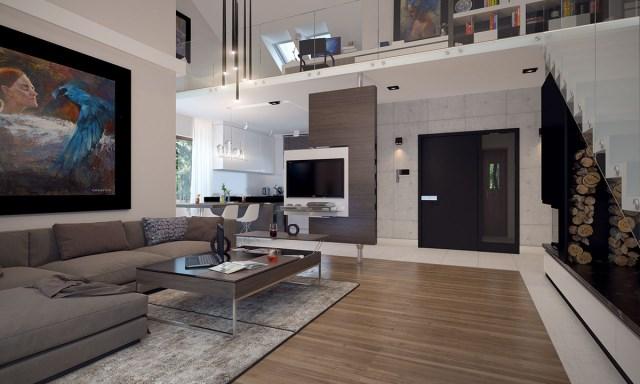 Compact Home Contemporary decor (9)