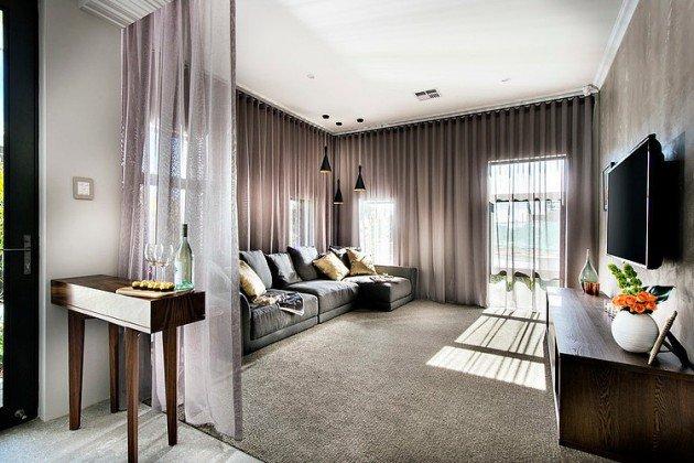 Contemporary House Shape Vulgate Modern decor