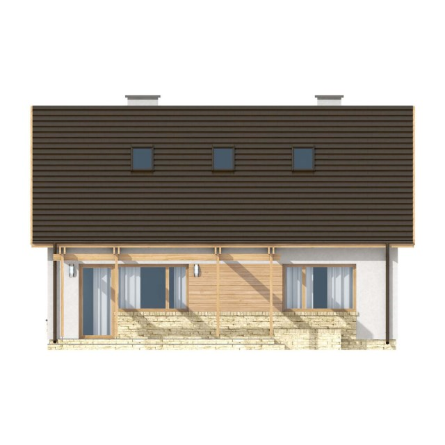 Contemporary House  decor concrete (6)