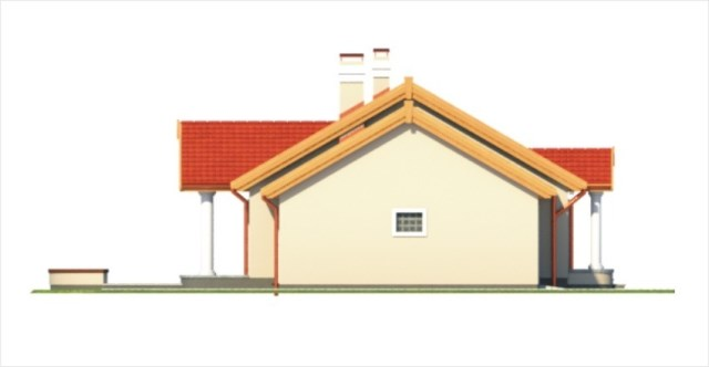 Contemporary home gable roof 06 (5)