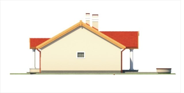Contemporary home gable roof 06 (7)