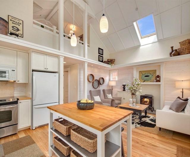 Cottage House sweet tone With veranda (3)