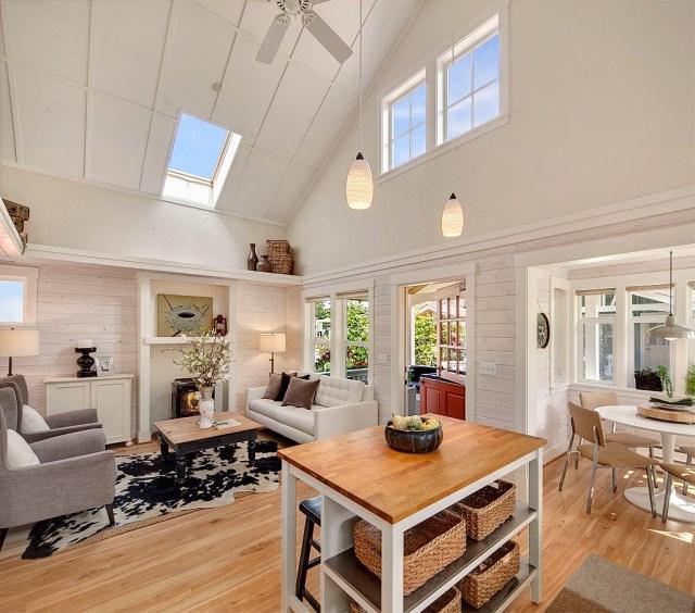 Cottage House sweet tone With veranda (5)