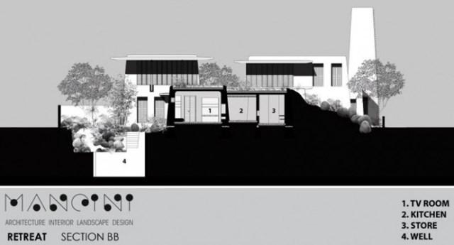 Cottage medium Tropical garden (7)