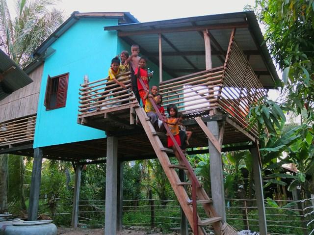 Eco House bamboo brick and wood (3)