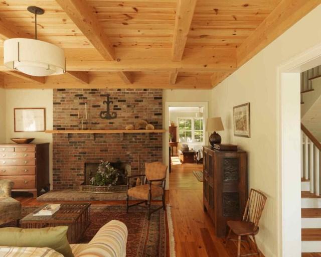 Half -storey house cottage Elegant shape (4)