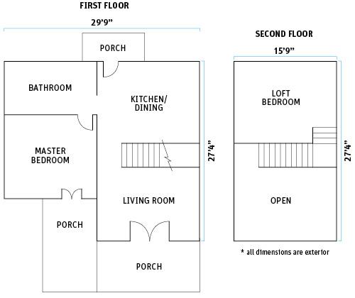 Home Cottage With veranda (4)