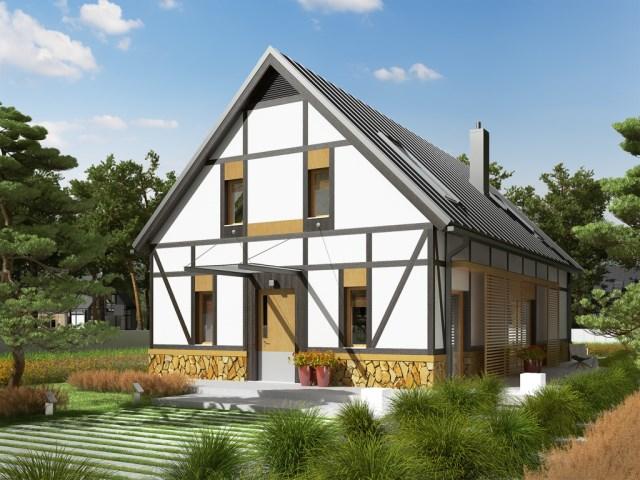 House Contemporary decor concrete wood (4)