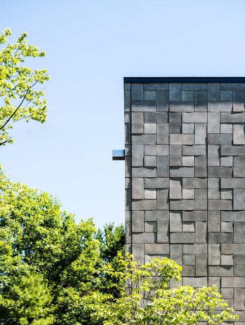 Modern house shape box (1)