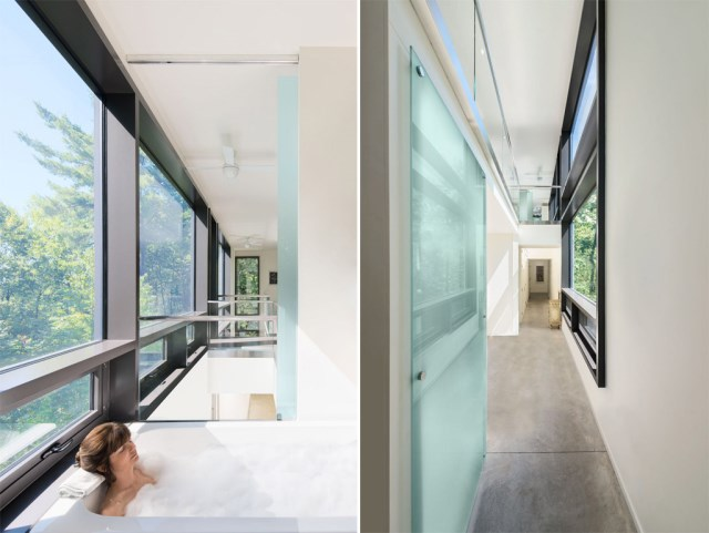 Modern house shape box (6)