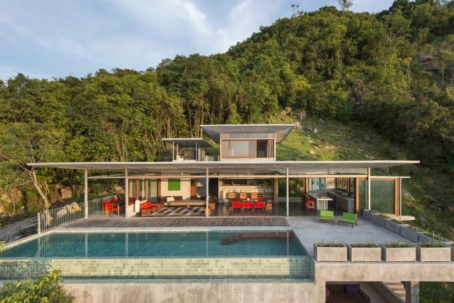 Modern house villa style (9)