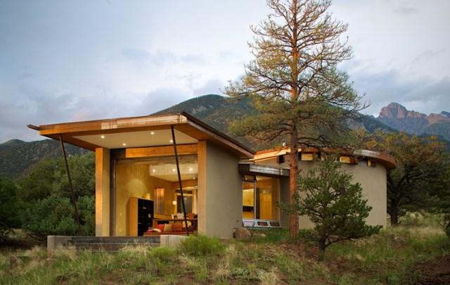 Modern style home (1)