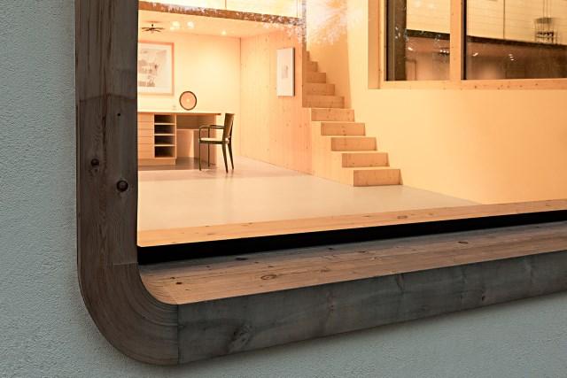 Renovate home with wood Interior warm minimalist art (10)