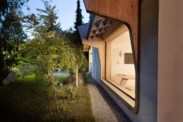 Renovate home with wood Interior warm minimalist art (11)