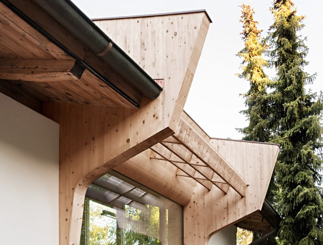 Renovate home with wood Interior warm minimalist art (12)
