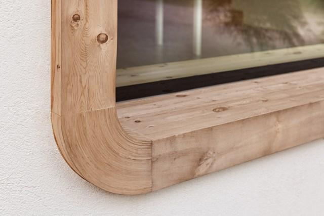 Renovate home with wood Interior warm minimalist art (13)