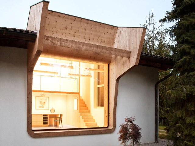 Renovate home with wood Interior warm minimalist art (8)