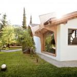 บ้านรีโนเวทด้วยไม้ ภายในตกแต่งอบอุ่น แบบมินิมอล ให้อารมณ์อาร์ตๆ