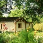 บ้านรัสติคขนาดเล็ก ท่ามกลางธรรมชาติ ร่มรื่นน่าอยู่แบบบ้านสวน