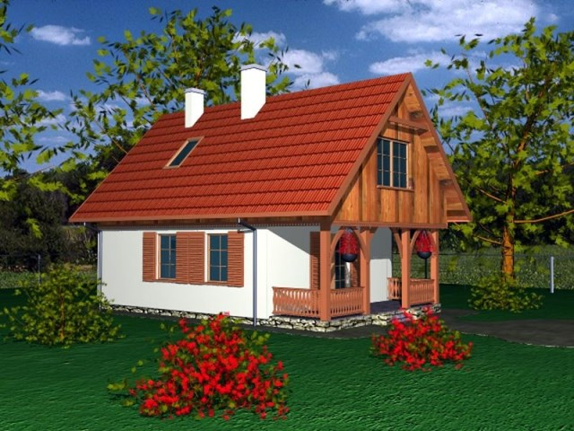 Small House 1 bedroom 1 bathroom (2)