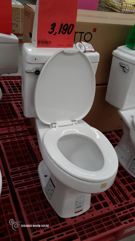 blue restroom renovation review (7)
