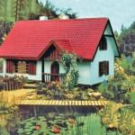 บ้านเดี่ยวร่วมสมัย 3 ห้องนอน 2 ห้องน้ำ รองรับการใช้งานแบบชาวไทยได้ดี