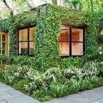 ไอเดียตกแต่งบ้านสวน รูปทรงกล่อง เต็มเปี่ยมกับธรรมชาติที่รายล้อม