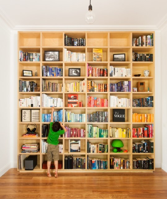 library-House