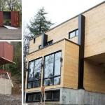 """เหลือเชื่อ!! มาชมบ้านสุดหรูที่สร้างจาก """"ตู้คอนเทนเนอร์"""" ดีไซน์สุดอลังการสวยงามเหมือนบ้านในฝัน"""