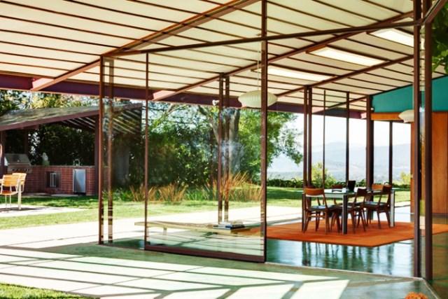 modern House decor with modern materials (1)