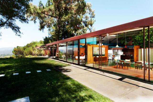 modern House decor with modern materials (12)