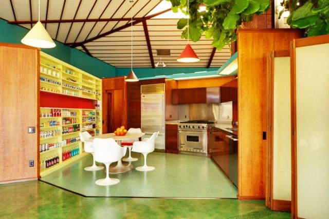 modern House decor with modern materials (16)