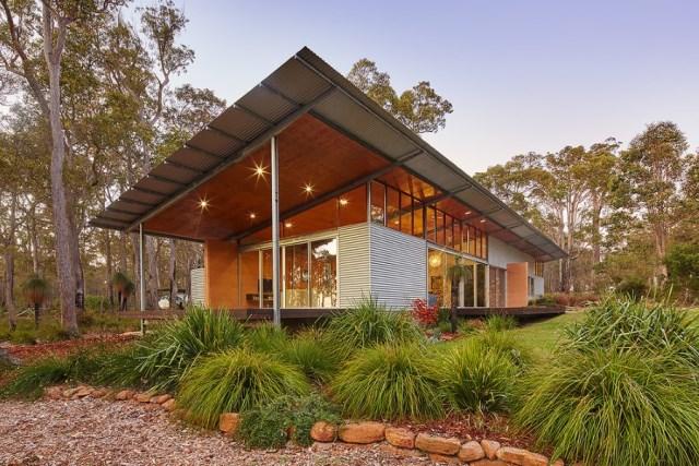 modern House decor with modern materials (17)