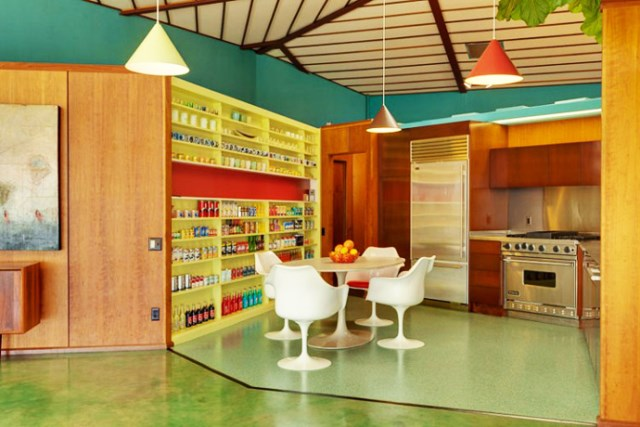 modern House decor with modern materials (20)