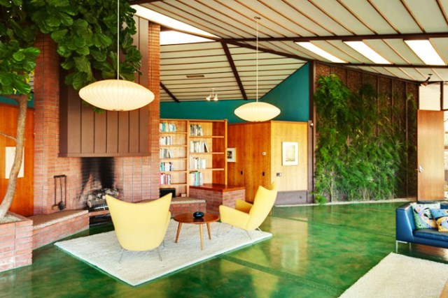 modern House decor with modern materials (2)