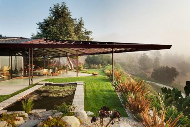 modern House decor with modern materials (21)