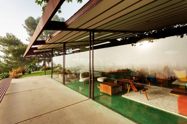 modern House decor with modern materials (26)